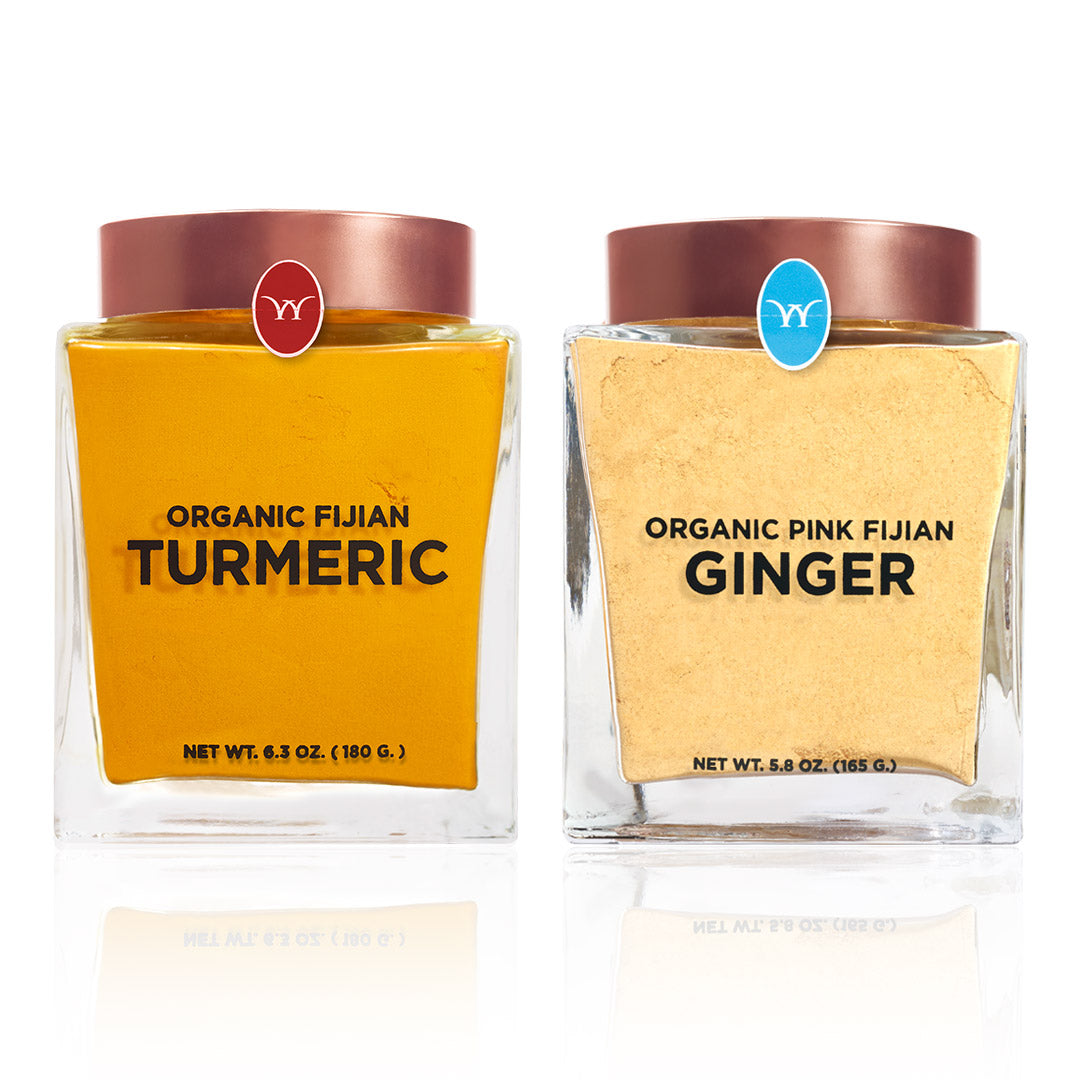 Organic Turmeric Ginger Powder