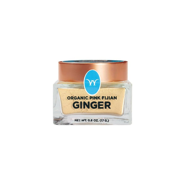 Wakaya Perfection Organic Pink Fijian Ginger Powder (0.6 oz) - The Wakaya Group