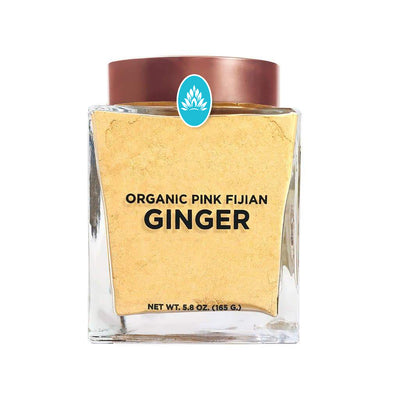 Wakaya Perfection Organic Pink Fijian Ginger Powder (5.8 oz) - The Wakaya Group