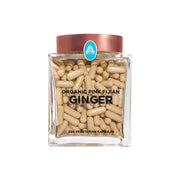 Wakaya Perfection Organic Pink Fijian Ginger Capsules (500 MG | 250 CT) - The Wakaya Group