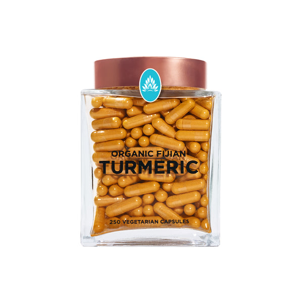 Wakaya Perfection Organic Fijian Turmeric Capsules (500 MG | 250 CT) - The Wakaya Group