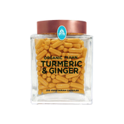 Wakaya Perfection Organic Fijian Turmeric & Ginger Capsules (500 MG | 250 CT) - The Wakaya Group