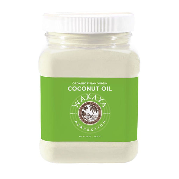 Wakaya Perfection Organic Fijian Coconut Oil (28 OZ / 800 G)