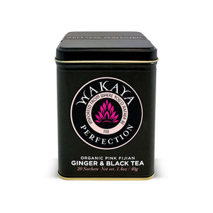 Wakaya Perfection Organic Pink Fijian Ginger & Black Tea - The Wakaya Group