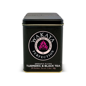 Wakaya Perfection Organic Fijian Turmeric & Black Tea - The Wakaya Group