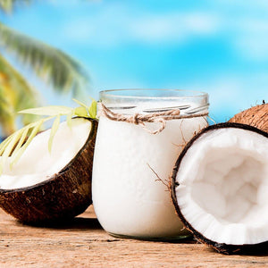 Organic Fijian Virgin Coconut Oil