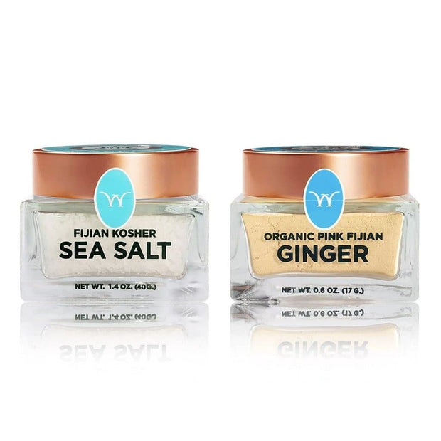 Ginger Powder & Sea Salt Combo - The Wakaya Group