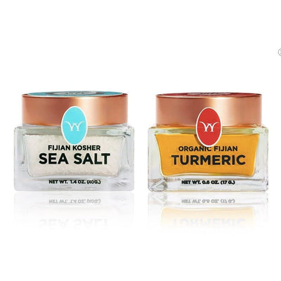 Turmeric Powder & Sea Salt Combo - The Wakaya Group