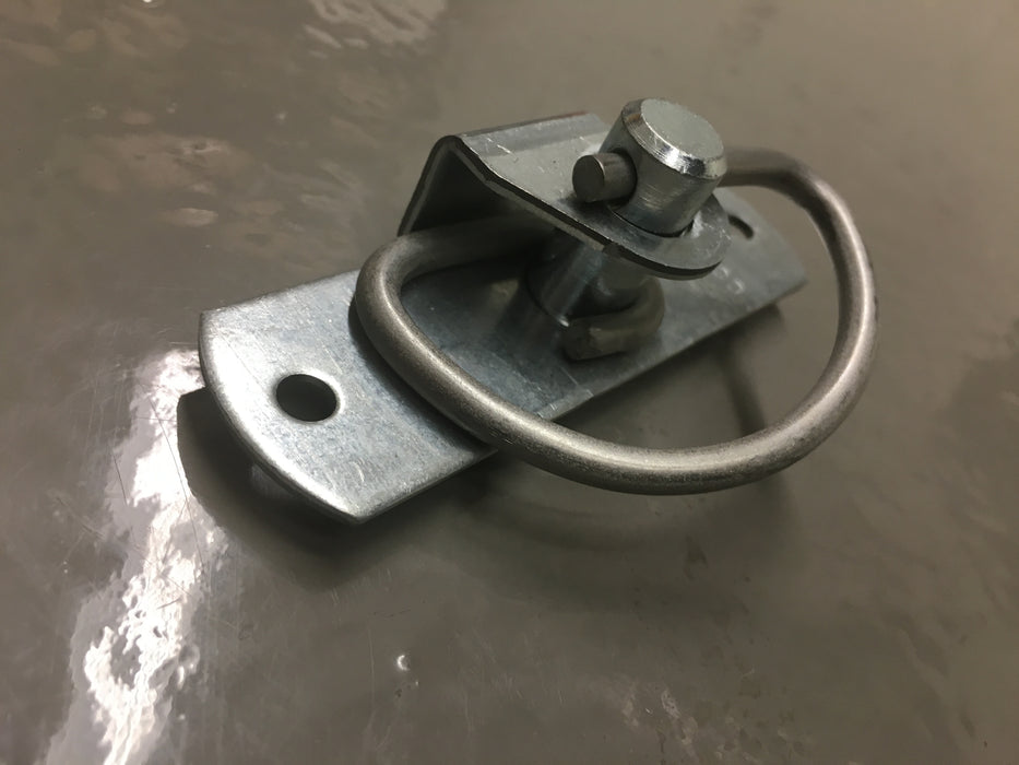 Door Latch for Balemaster Balers