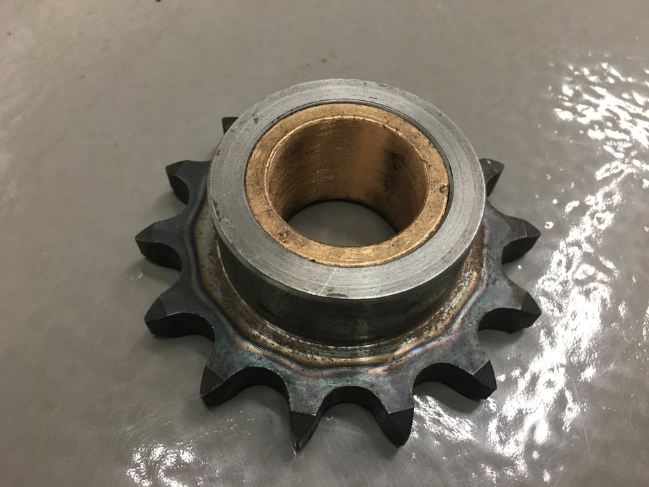 Chain sprocket for balemaster baler