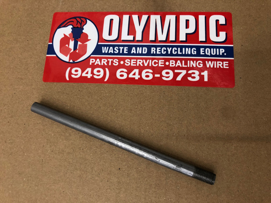Wire guide tube for balemaster baler 285A0056-00