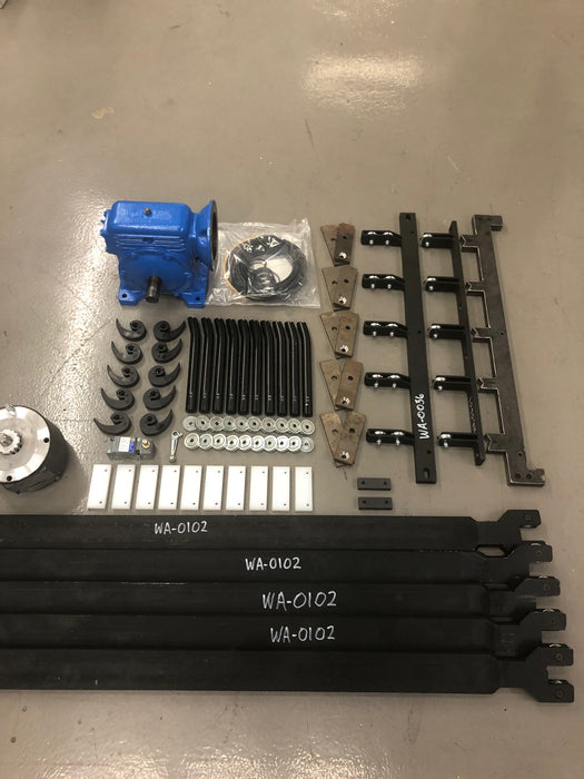 Level 3 Spare Parts Kits for Balemaster Baler