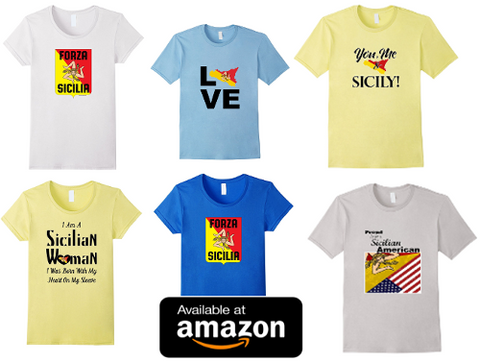 Shop Our T Shirts on Amazon