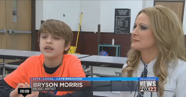 CBS EVENING NEWS FEATURE