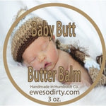 Baby Butt Butter Balm, Diaper salve!