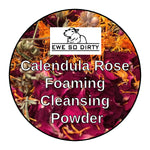 Calendula Rose Foaming Cleansing Powder, .15gm