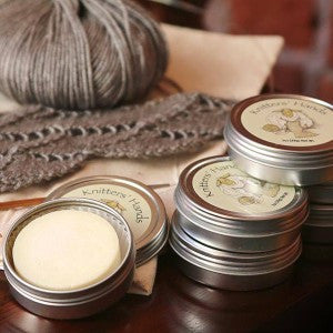Knitters Hands Lotion Bar