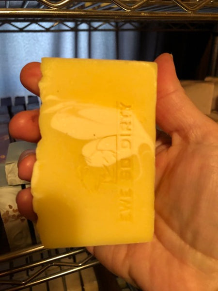 Plumeria Cold Process Soap