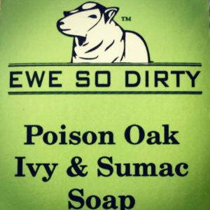 Poison Oak Cold Process Soap