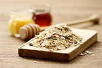Oatmeal Almond and Honey Cold process Soap