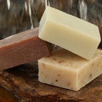 Cedar and Saffron Cold Process Soap