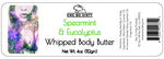 Whipped Shea Body Butter, SPEARMINT & EUCALYPTUS, 3 oz