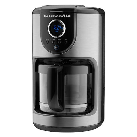 KitchenAid Glass Carafe Coffee Maker 12 Cups- New