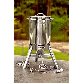 Bayou Classic Outdoor Turkey Fryer kit 44qt - New Sealed