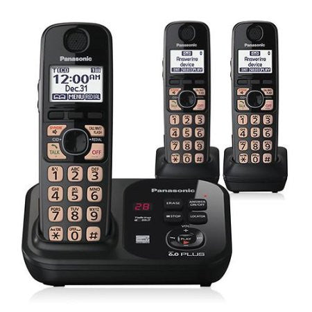 Panasonic KX-TG4733 Digital Cordless Answering System