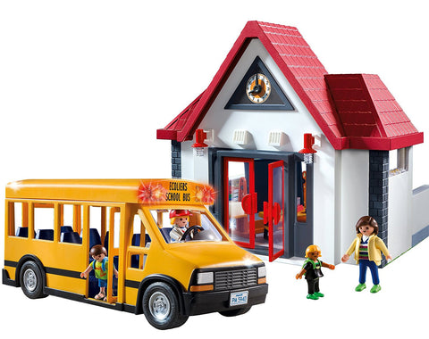 Playmobil City Life Game
