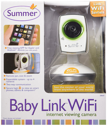 Summer Infant Baby Link WiFi - 28660