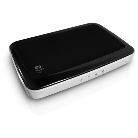 WD MY NET N600 HD dual -band router