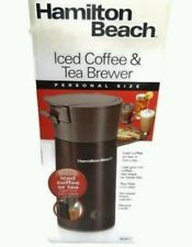 Hamilton Beach Iced Coffee & Tea Brewer # 40917