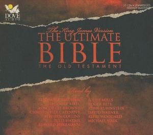 The Ultimate Bible The Old Testament 55 Cd Set  Dove Audio