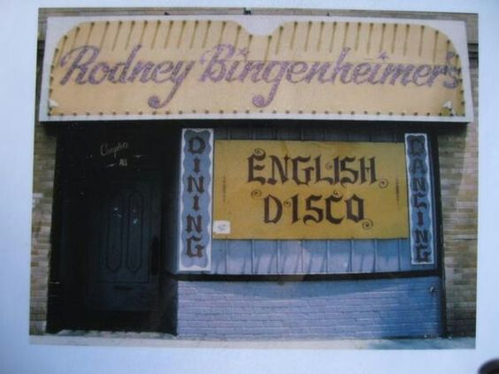 Memories of Rodney Bingenheimer's English Disco