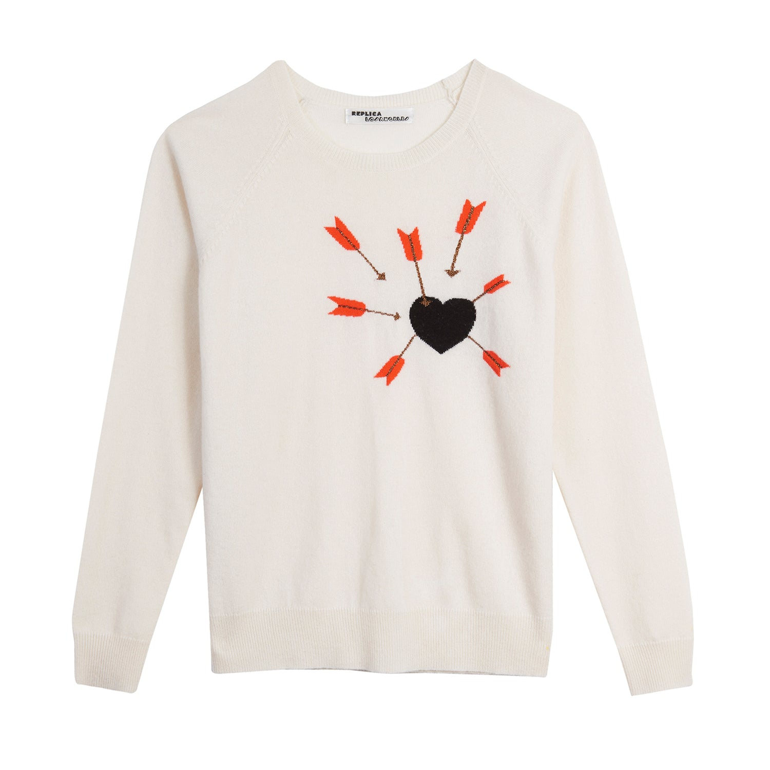 Cashmere Arrows Sweatshirt