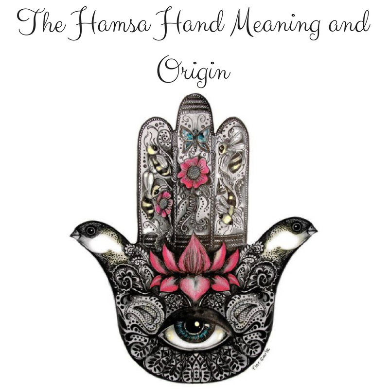 Hamsa Symbol Used By Jews, Mulims And Christians