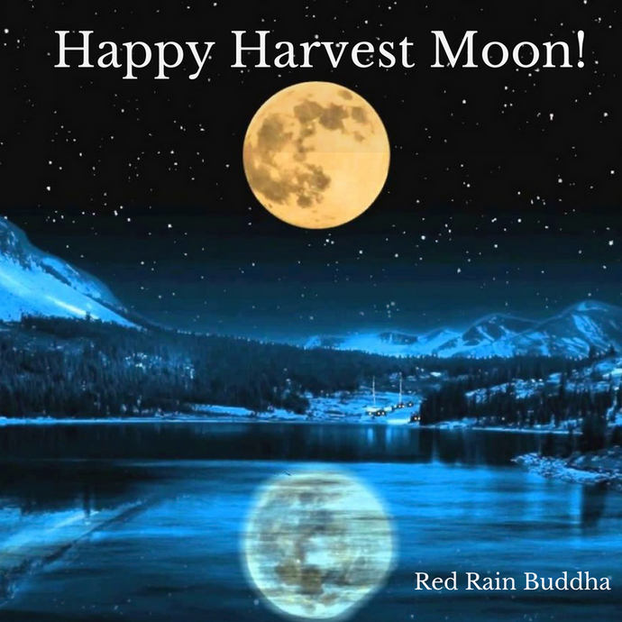 Happy Full Corn Moon!