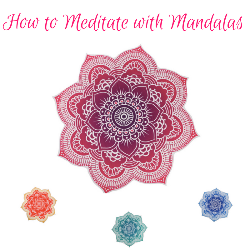How to Meditate with Mandalas