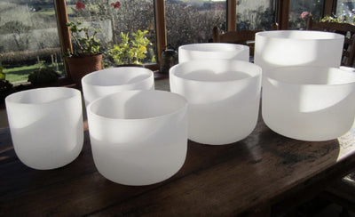 The Healing Power of Quartz Crystal Singing Bowls