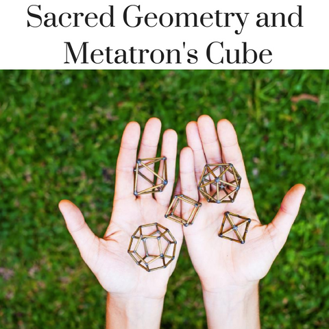 Sacred Geometry and Metatron's Cube