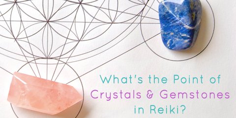 Power of Reiki and Crystals to Heal Your Life