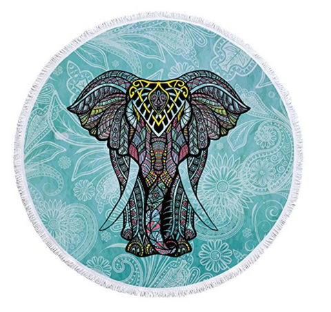 The Important and Symbolic Meaning of the Elephant – Red