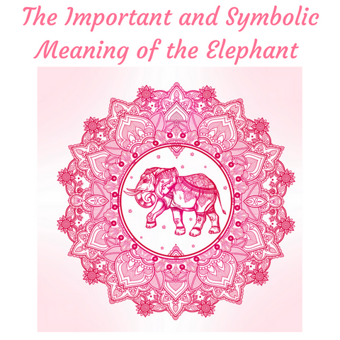 The Important And Symbolic Meaning Of The Elephant Red Rain Buddha