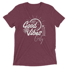 Load image into Gallery viewer, Good Vibes Only | Unisex Short sleeve t-shirt