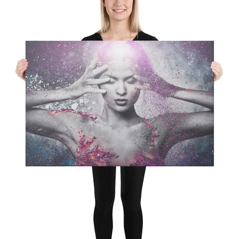 True Power Comes Within | Canvas Art