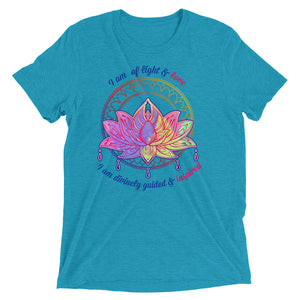 I Am Of Light and Love | Unisex Short sleeve t-shirt