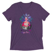 Load image into Gallery viewer, Yoga Booty | Women's Tri-blend Tshirt