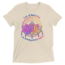 Load image into Gallery viewer, I Am Of Light and Love | Unisex Short sleeve t-shirt
