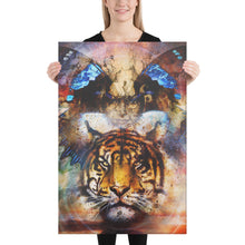 Load image into Gallery viewer, The Lioness Inside Her - Canvas Art